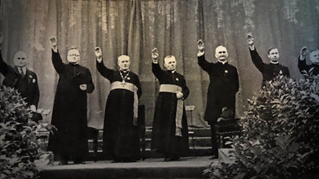 katolicki-popovi-pozdravljaju-hitlera