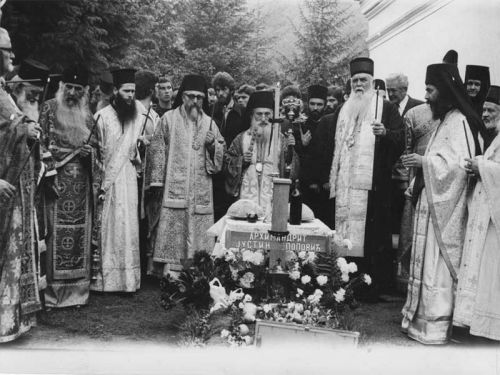 manastir-celije-sahrana-oca-justina