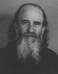 Авва Иустин Попович