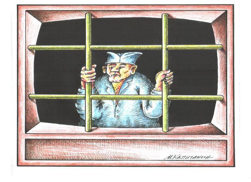 TV zatvor