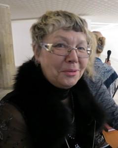 Лариса ЧЕРКАШИНА