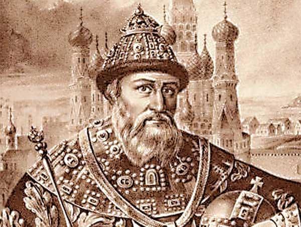 Великий князь московский Иван III Васильевич