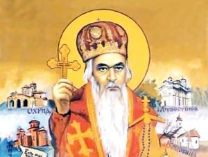 ikona Sveti Nikolaj Velimirović Žički