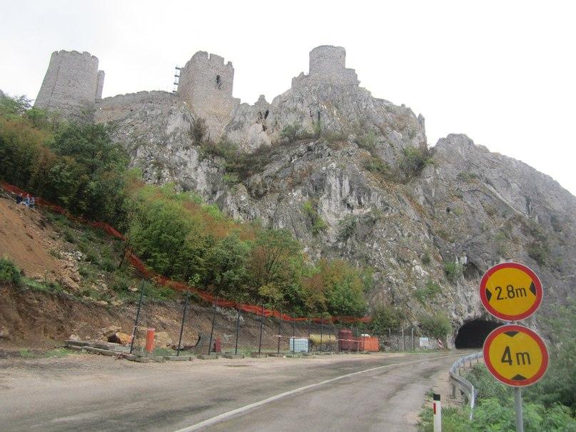 Крепость Голубац