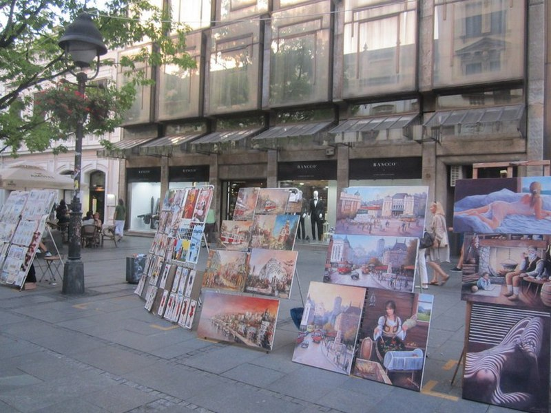 Улица Кназя Михаила