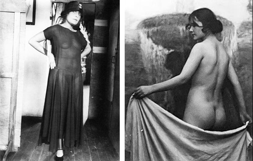 Лиля Брик в 1924 году