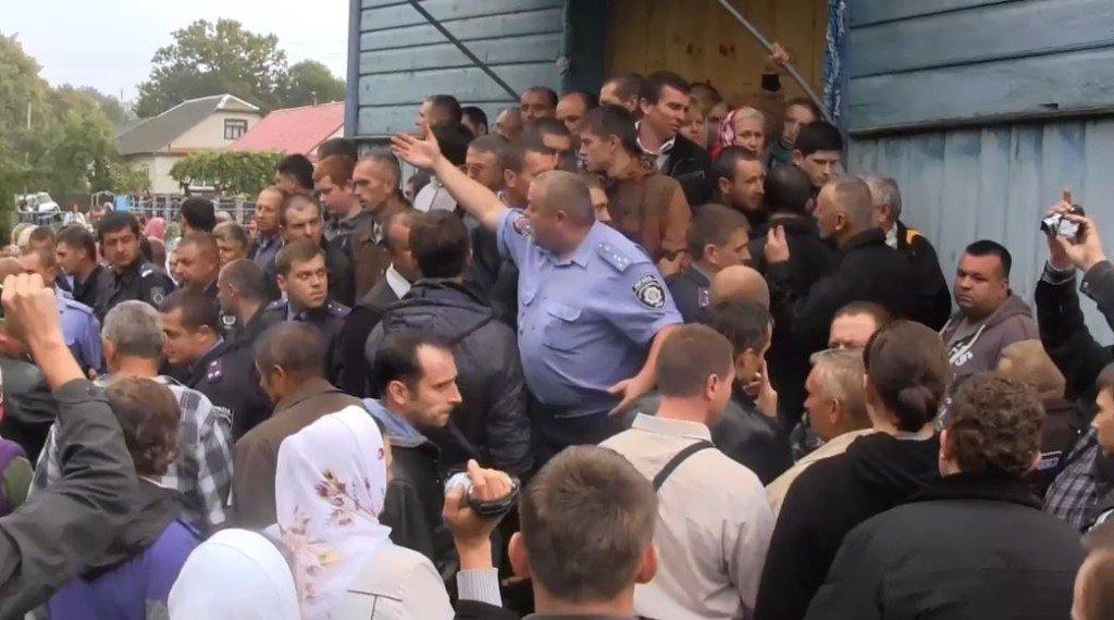 Захват православного храма на Западной Украине - типичная практика УГКЦ
