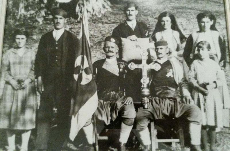 Андровичи в первой половине XX века