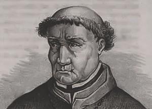 Томас де Торквемада (1420-1498), основатель испанской инквизиции