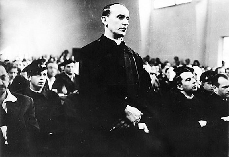 Степинац перед судом (1946 г.)