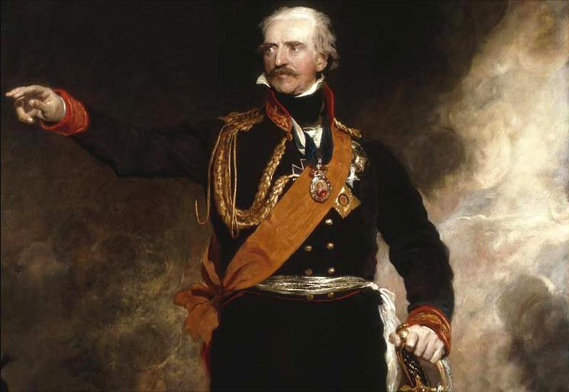 Фельдмаршал Гебхард Леберехт фон Блюхер (1742-1819). Победитель при Ватерлоо