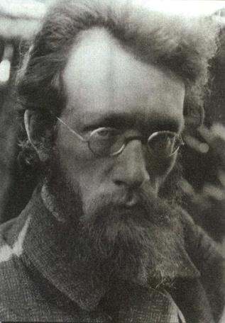 Вдадимир Зензинов (1880-1953) - российский политический деятель, эсер.