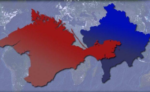 Американское Косово и российский Крым