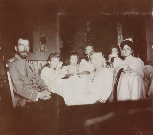 Царска породица Романових