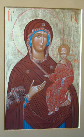 Одигитрија
