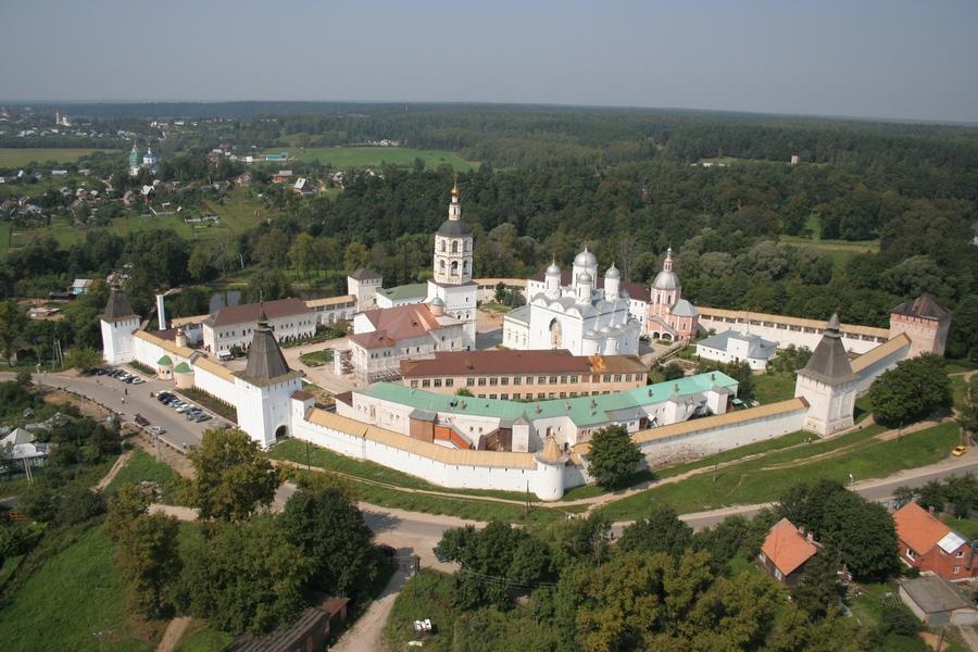 Манастир Светога Пафнутија, Боровск