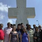 ОСВЕЋЕЊЕ И СВЕЧАНО ОТКРИВАЊЕ ПОКЛОНИЧКОГ КРСТА У ТОПОЛИ