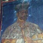 ФРЕСКА РУСКОГ ЦАРА СВ. НИКОЛАЈА II РОМАНОВА У МАНАСТИРУ ЖИЧА (видео)