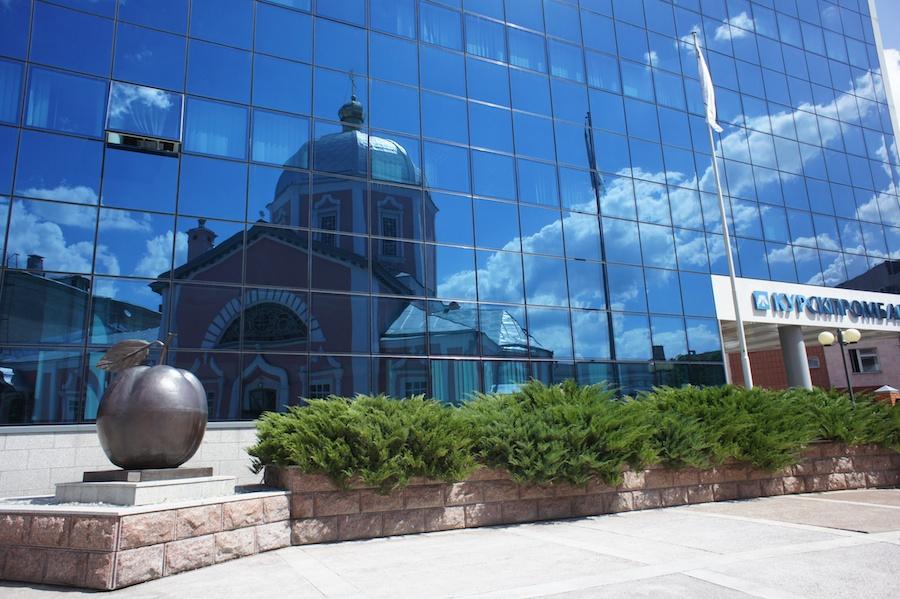 Споменик Курској антоновки