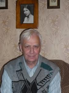 Борис Борисовић Пушкин, 2005. године. Ауторкина фотографија.