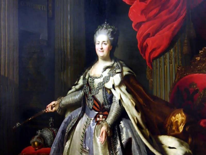 Катарина II Алексѣјевна Велика