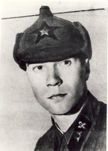 Григориј Пушкин. Фотографија из 1937. године.