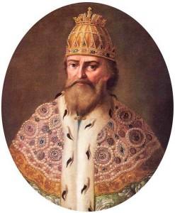 Цар Иван IV Грозни