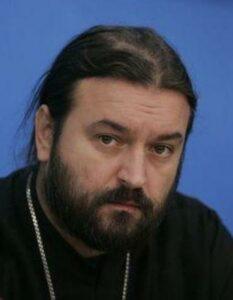 Протојереј Андрѣј ТКАЧОВ
