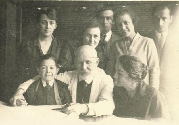 Nikolaj Krasnov i saradnici