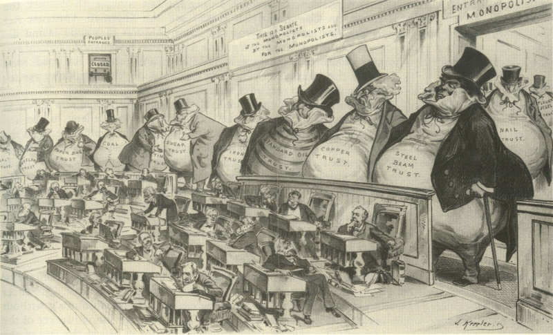 Senate Bosses