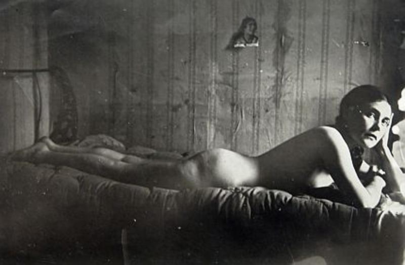 Љиља Брик. Фотографија Осипа Брика