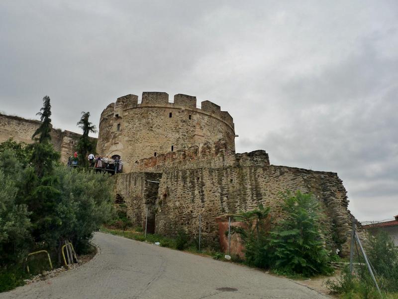 Солунска тврђава