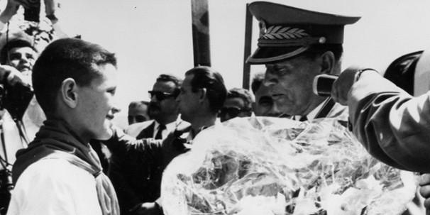 Тито у Титовом Ужицу 1961. године