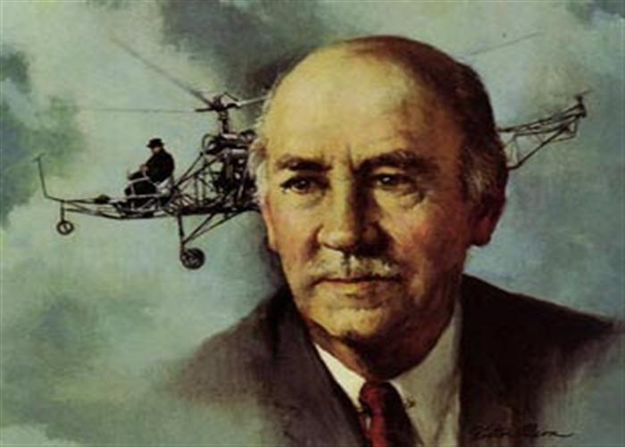 Игор Ивановић Сикорски (1889-1972)