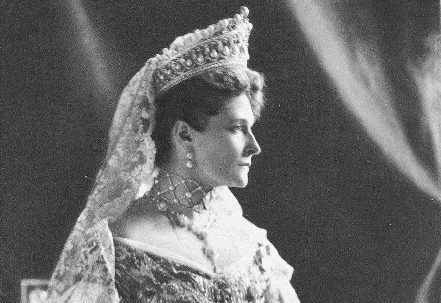 Царица Александра Фјодоровна