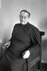 Ана Александровна Вирубова (1884-1964) - дворска дама, најближа и највѣрнија пријатељица царице Александре Романове