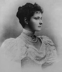 Царица Александра Романова