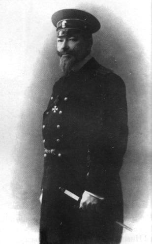 Вицеадмирал Виктор Андрѣјевић Карцев (1868-1936)