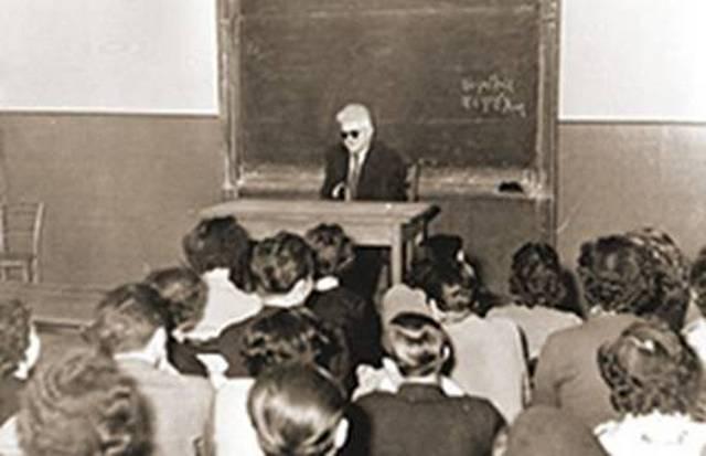На једном предавању