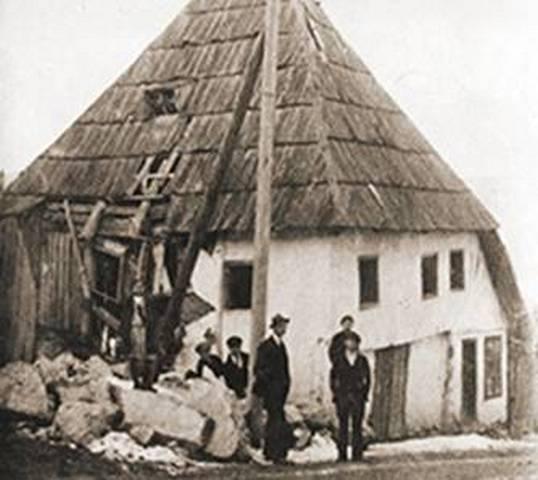 Родна кућа Милана Будимира