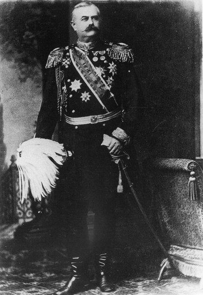 Ђенерал Милојко Лешјанин (1830-1896), учесник српско-бугарског и српско-турских ратова, начелник Главног ђенералног штаба