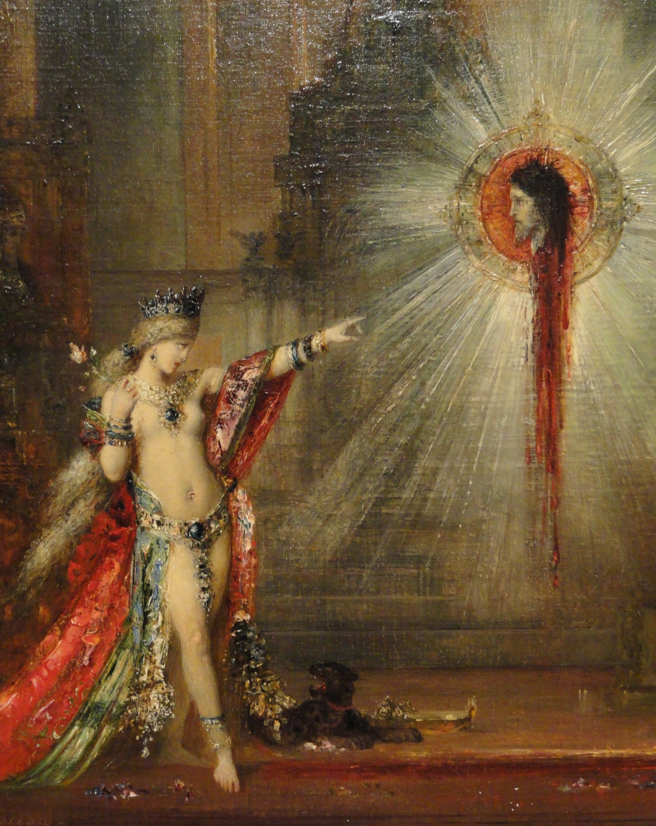 the-apparition-by-gustave-moreau