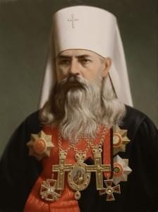 Алексѣј Крејдун: Портрет митрополита Питирима