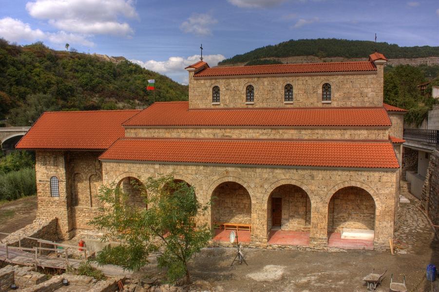 Храм Светих 40 мученика, ВеликоТрново (Бугарска)