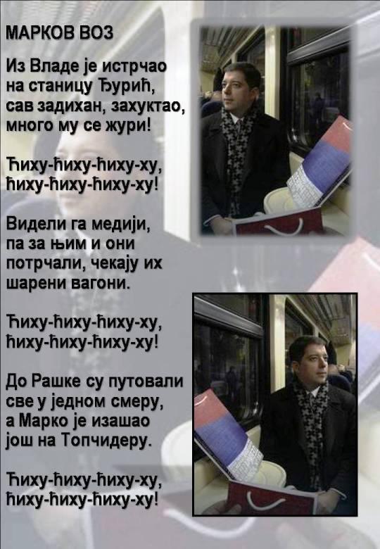 Markov voz