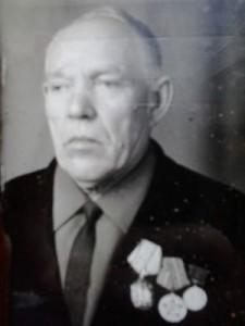Прадѣда Иља Владимировић Рожков, војевао у Другом свѣтском рату, бѣжао из заробљеништва