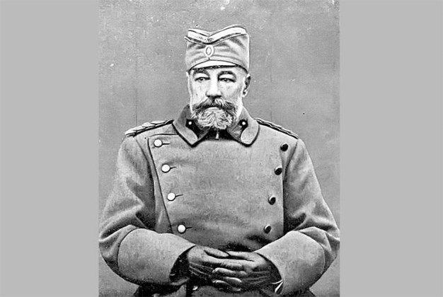 Ђенерал Илија ГОЈКОВИЋ (1854 - 1917)