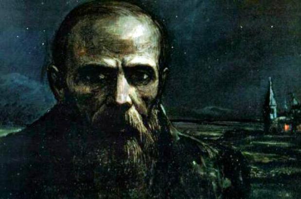 Иља Глазунов: ДОСТОЈЕВСКИ, НОЋ