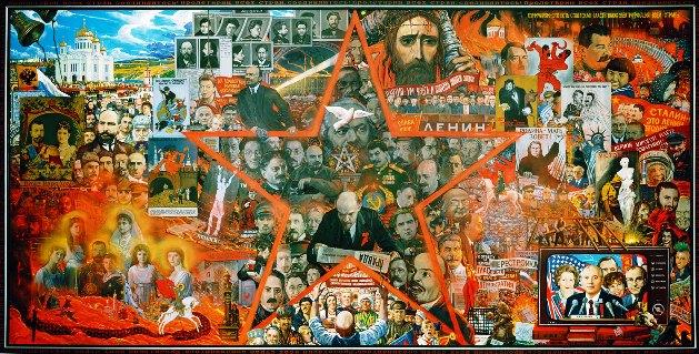 Иља Глазунов: ВЕЛИКИ ЕКСПЕРИМЕНТ