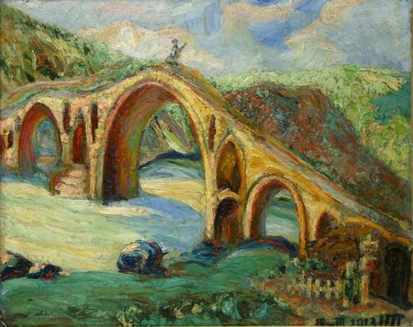 Nadezda-Petrović Vezirov most